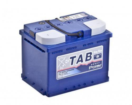 Автомобильный аккумулятор  Tab 66 Ач