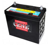 Автомобильный аккумулятор  Cene 55 Ач 237x128x202