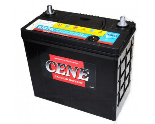 Автомобильный аккумулятор  Cene 55 Ач