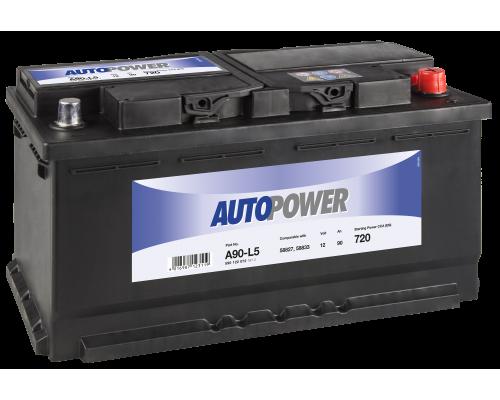 Автомобильный аккумулятор  Autopower 83 Ач