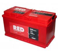 Автомобильный аккумулятор  Red 100 Ач 353x175x190