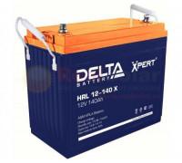 Аккумуляторная батарея Delta HRL 12-140 X (12V / 140Ah)