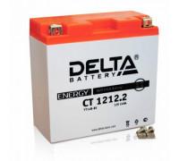 Мото аккумулятор Delta 14 Ач 151x71x146