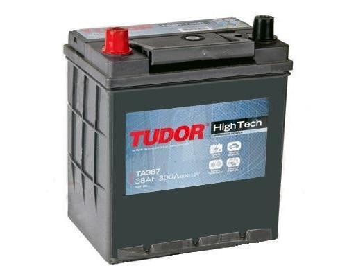 Автомобильный аккумулятор  Tudor 38 Ач
