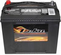 Автомобильный аккумулятор  Deka 70 Ач 260x173x225