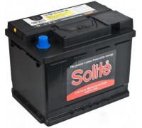 Автомобильный аккумулятор  Solite 62 Ач 242x175x190