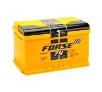 Автомобильный аккумулятор  Forse 75 Ач 278x175x190