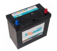 Автомобильный аккумулятор  Sebang 50 Ач 238x129x225