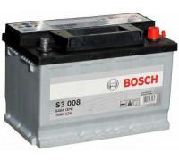 Автомобильный аккумулятор  Bosch 70 Ач 279x175x190