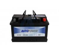 Автомобильный аккумулятор  Autopower 70 Ач 278x175x175