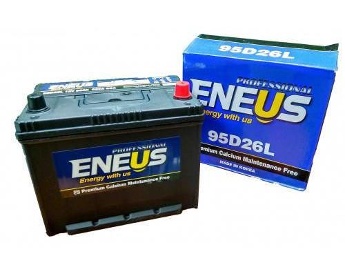 Автомобильный аккумулятор  Eneus 80 Ач