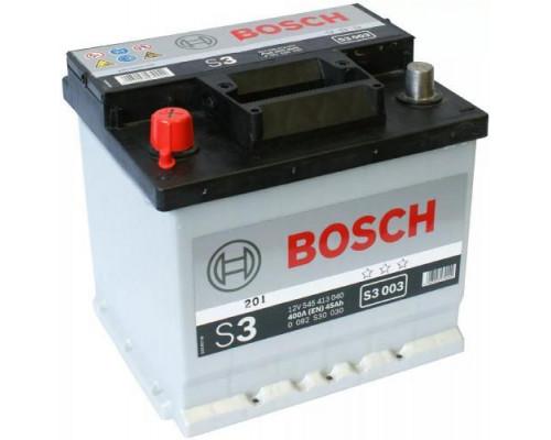 Автомобильный аккумулятор  Bosch 45 Ач