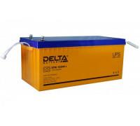 Аккумулятор Delta DTM 12200 L 12 В 200 Ач