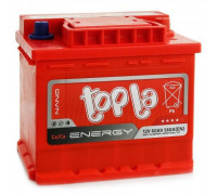 Автомобильный аккумулятор  Topla 60 Ач 207x175x190