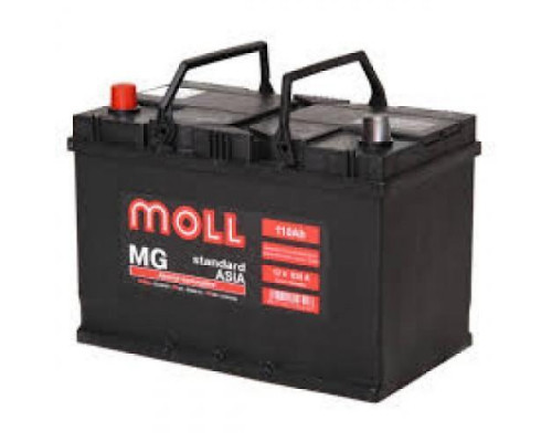 Автомобильный аккумулятор  Moll 110 Ач