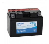 Мото аккумулятор Exide 9.5 Ач 150x87x105