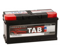 Автомобильный аккумулятор  Tab 100 Ач 353x175x175