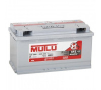 Автомобильный аккумулятор  Mutlu 100 Ач 353x175x190