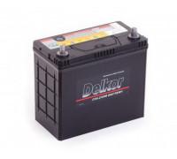 Автомобильный аккумулятор  Delkor 55 Ач 238x129x227