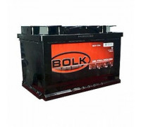 Автомобильный аккумулятор  Bolk 77 Ач 277x175x190
