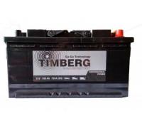 Автомобильный аккумулятор  Timberg 100 Ач 353x175x190