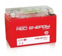 Мото аккумулятор Red Energy 4 Ач 114x70x87