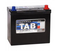 Автомобильный аккумулятор  Tab 55 Ач 238x129x227