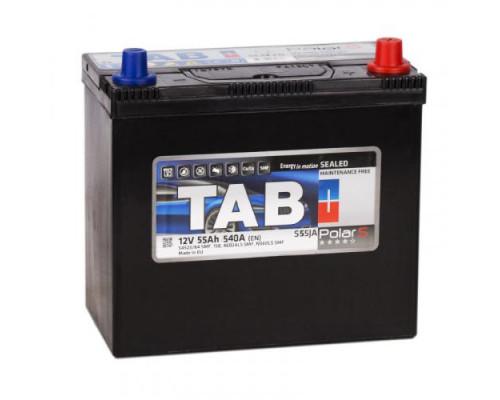Автомобильный аккумулятор  Tab 55 Ач