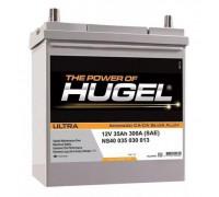 Автомобильный аккумулятор  Hugel 35 Ач 185x127x225
