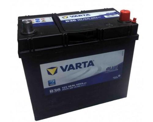 Автомобильный аккумулятор  Varta 48 Ач
