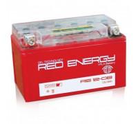 Мото аккумулятор Red Energy 8 Ач 150x66x94