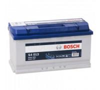 Автомобильный аккумулятор  Bosch 95 Ач 353x175x190