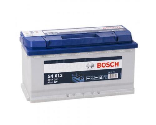 Автомобильный аккумулятор  Bosch 95 Ач