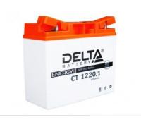 Аккумулятор Delta CT 1220.1 (YT19BL-BS)