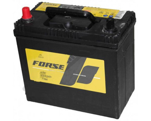 Автомобильный аккумулятор  Forse 45 Ач
