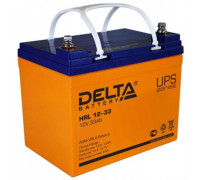 Аккумулятор Delta HRL 12-33 X (12 вольт 33 а.ч)