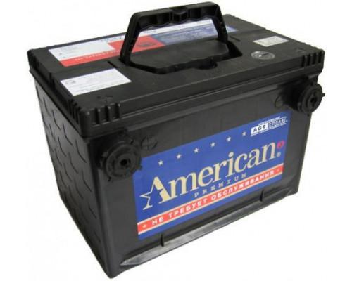 Автомобильный аккумулятор  American 95 Ач