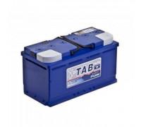 Автомобильный аккумулятор  Tab 100 Ач 353x175x190