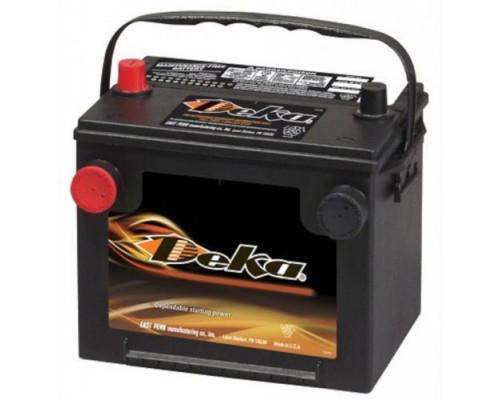 Автомобильный аккумулятор  Deka 90 Ач