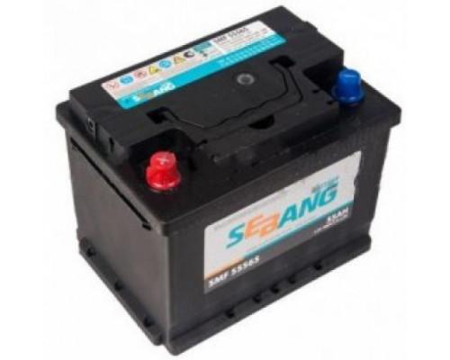 Автомобильный аккумулятор  Sebang 55 Ач