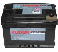 Автомобильный аккумулятор  Tudor 74 Ач 278x175x190