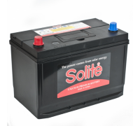 Автомобильный аккумулятор  Solite 95 Ач 301x172x220