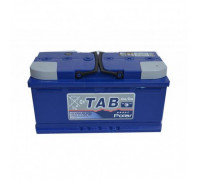 Автомобильный аккумулятор  Tab 92 Ач 353x175x175