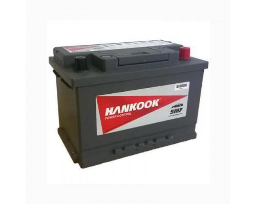 Автомобильный аккумулятор  Hankook 75 Ач