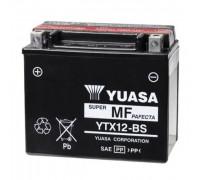 Мото аккумулятор Yuasa 10 Ач 150x87x130