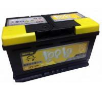 Автомобильный аккумулятор  Topla 80 Ач 315x175x190