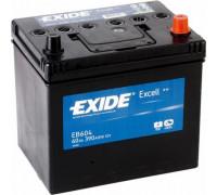 Автомобильный аккумулятор  Exide 60 Ач 230x173x220