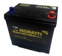 Автомобильный аккумулятор  Moratti 65 Ач 230x175x225