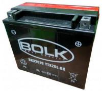 Мото аккумулятор Bolk 18 Ач 175x87x155
