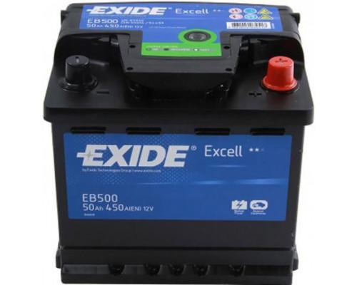 Автомобильный аккумулятор  Exide 50 Ач